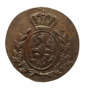 Wielkie Księstwo Poznańskie, 1 grosz 1816 B, Wrocław - Piękne
