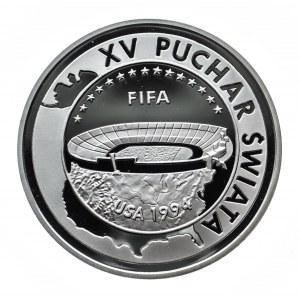 Polska, Rzeczpospolita od 1989 r., 1000 złotych 1994, FIFA