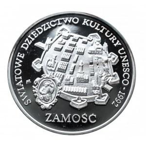 Polska, Rzeczpospolita od 1989 r., 300000 złotych 1993, Zamość