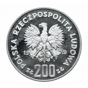 Polska, PRL 1944-1989, 200 złotych 1979, Mieszko I