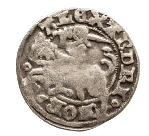Polska, Aleksander Jagiellończyk (1501–1506), półgrosz litewski bez daty, WIlno
