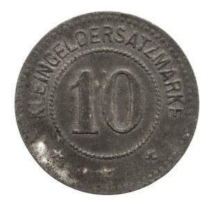 Polska, Wielkopolska, Gostyń, 10 fenigów 1917.