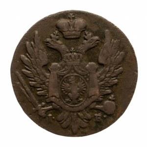 Królestwo Polskie, Aleksander I, 1815-1825, 1 grosz polski 1823, Warszawa