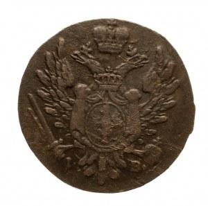 Królestwo Polskie, Aleksander I, 1815-1825, 1 grosz polski 1822, Warszawa