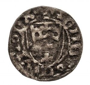 Polska, Kazimierz IV Jagiellończyk (1446–1492), szeląg, Gdańsk