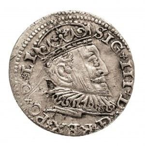 Polska, Zygmunt III Waza 1587-1632, trojak 1594, Ryga.