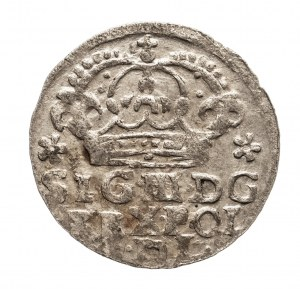 Polska, Zygmunt III Waza 1587-1632, grosz 1624, Bydgoszcz.