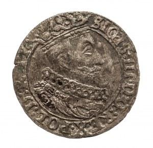 Polska, Zygmunt III Waza 1587–1632, miasto Gdańsk, grosz 1626, Gdańsk