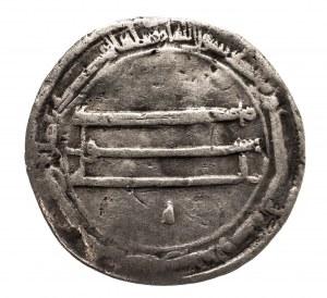 Abbasydzi, Kalifowie Bagdadu - Al Rashid 170–193 AH (786–809), dirhem 190 AH (AD 806), Madinat al Salam