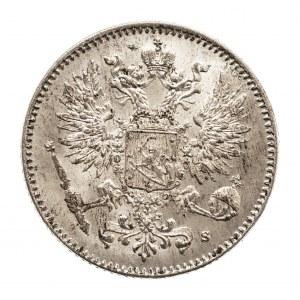 Finlandia, okupacja rosyjska - Mikołaj II (1894–1917), 50 penniä 1916 S, Helsinki