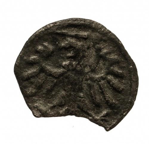 Polska, Zygmunt I Stary 1506–1548, denar bez daty, Gdańsk , M-S