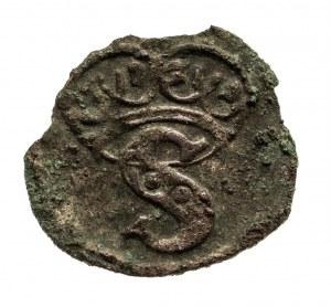 Polska, Zygmunt I Stary 1506–1548, denar bez daty, Toruń