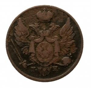 Królestwo Polskie, Mikołaj I 1825-1855, 3 grosze polskie 1828 FH, Warszawa