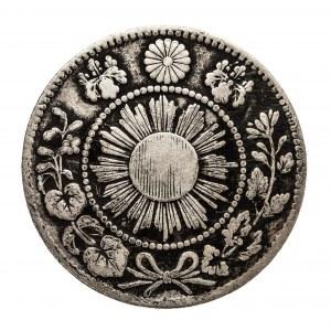 Japonia, 10 sen 1870