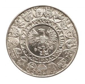 Polska, PRL 1944-1989, 100 złotych 1966