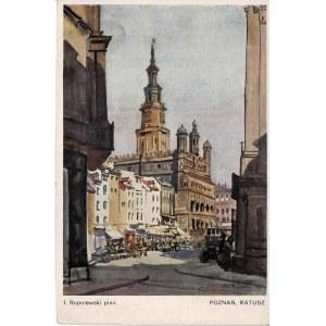 Poznań, Ratusz mal. Rupniewski