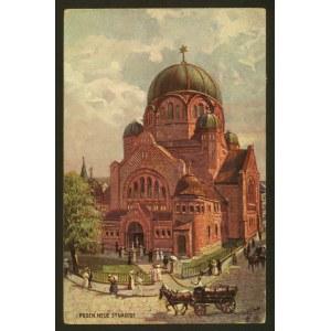 Poznań, Nowa synagoga