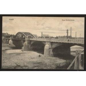 Poznań, Nowy most na Warcie
