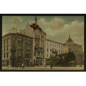 Poznań Posen, Petriplatz