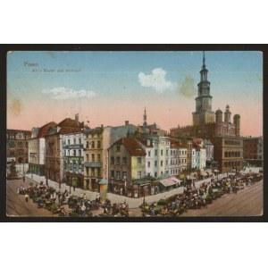 Poznań Posen, Alter Market