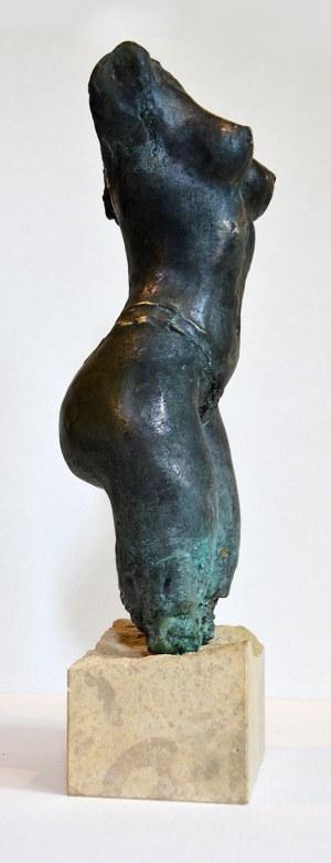 Piotr Bubak (ur. 1959), Wiedźma, 2020