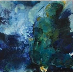Małgorzata Majerczyk (ur. 1972), Blues, 2017