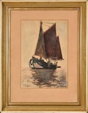 Erwin Elster (1887-1977), Wiatr w żagle
