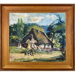 Juliusz Słabiak (1917-1973), Drużba