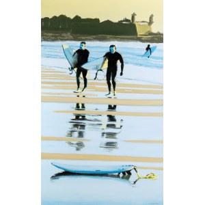 Maciej Majewski, Os Dois Surfistas, 2020