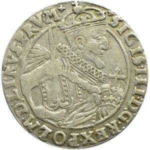 Zygmunt III Waza, ort 1623, Bydgoszcz, duża trójka w dacie