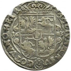 Zygmunt III Waza, ort 1623, PRUS.M+, Bydgoszcz