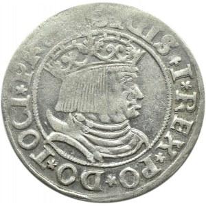 Zygmunt I Stary, grosz 1531, Toruń, PRUS/PRUSS
