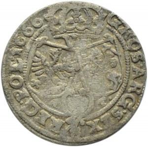 Jan II Kazimierz, szóstak 1666 AT, Bydgoszcz