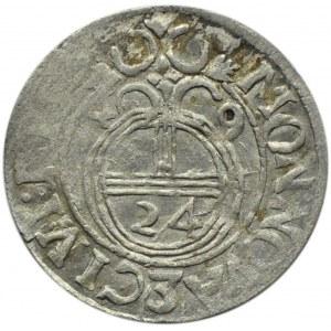 Okupacja szwedzka, Krystyna, półtorak 1649, Ryga