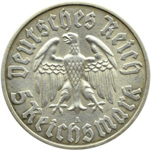 Niemcy, III Rzesza, M. Luther, 5 marek 1933 A, Berlin