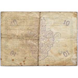 Neustadt, Prudnik, 10 pfennig 1919, numer 156475