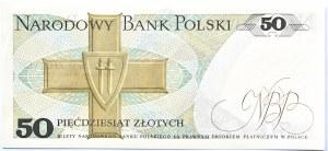 Polska, PRL, 50 złotych 1975, seria AD, Warszawa