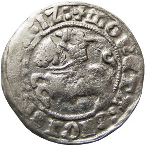 Zygmunt I Stary, półgrosz 1512, skrócona data (1Z), Wilno (20)