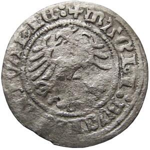 Zygmunt I Stary, półgrosz 1518, Wilno