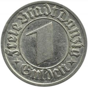 Wolne Miasto Gdańsk, 1 gulden 1932, Berlin