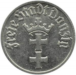 Wolne Miasto Gdańsk, 1/2 guldena 1932, Berlin