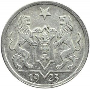 Wolne Miasto Gdańsk, 1 gulden 1923, Utrecht