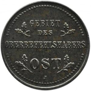 Królestwo Polskie, 1 kopiejka 1916 J, Hamburg