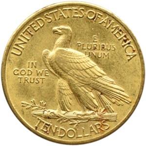 USA, Indianin, 10 dolarów 1932, Filadelfia