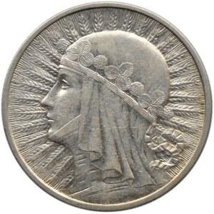 Polska, II RP, Głowa Kobiety, 2 złote 1933, Warszawa
