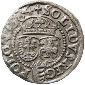 Stefan Batory, szeląg 1584, Olkusz, (R1)