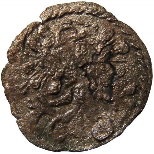 Zygmunt III Waza, denar 1603, Wschowa, (R7), Bardzo rzadki!!