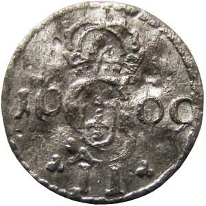 Zygmunt III Waza, dwudenar 1609, Wilno, (R3), rzadkie