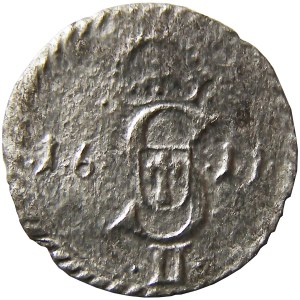 Zygmunt III Waza, dwudenar 1611, Wilno