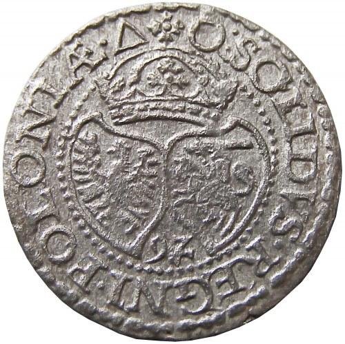 Zygmunt III Waza, szeląg 1592, Malbork